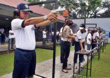Latihan Menembak Di Jakarta