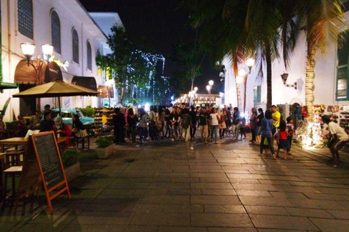 Pasar Malam Kota Tua