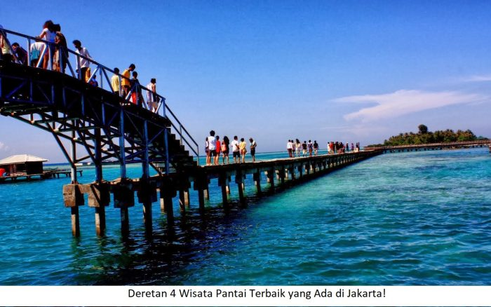 Wisata Pantai Jakarta