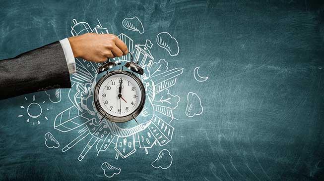 Beradaptasi dan Mengatur Waktu