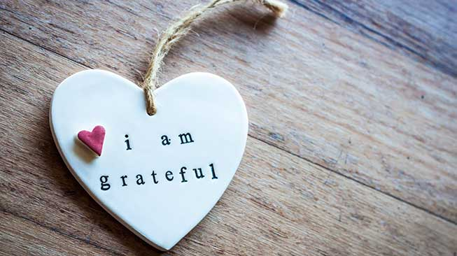 Bisa Lebih Bersyukur