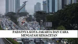 Cara Mengatasi Padat Jakarta