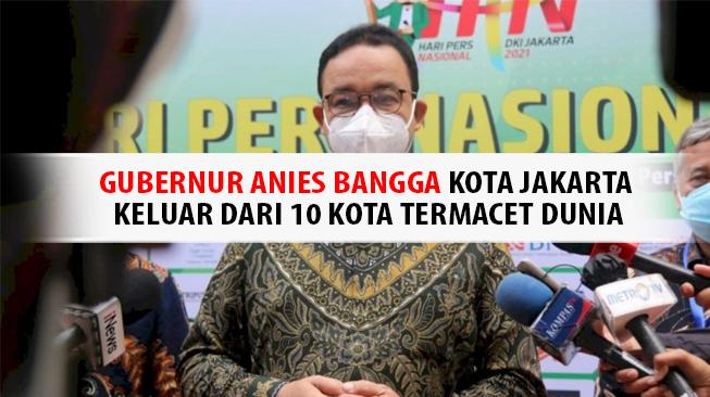 Jakarta Keluar Dar Kota Termacet