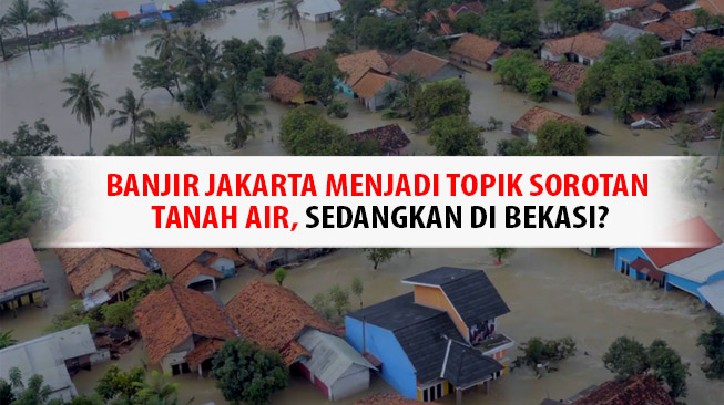 Banjir Jakarta dan Bekasi